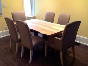 live edge dining table_130